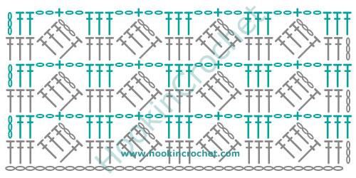 HookinCrochet - Crochet Symbols Font Software